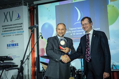 Объявлены победители IV Профессиональной Премии «ЗОЛОТОЙ РУБЛЬ»